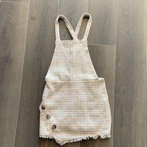 NWT Zara Jumper Dress